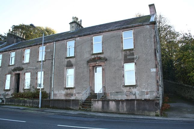 Thumbnail Flat for sale in 10 Victoria Place, Marine Road, Port Bannatyne, Isle Of Bute