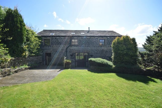 Thumbnail Detached house to rent in Burnley Road, Sowerby Bridge