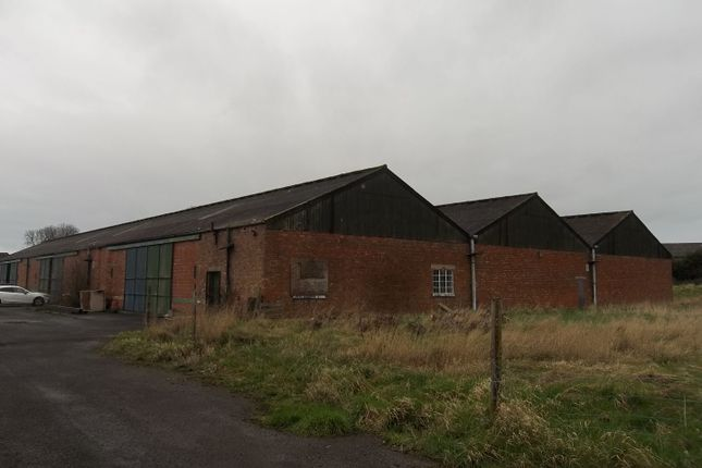 Thumbnail Warehouse to let in Victoria Avenue, Sowerby, Thirsk
