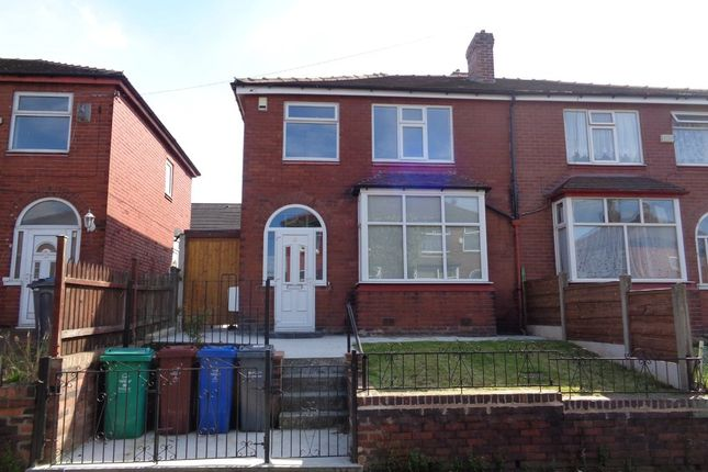 Thumbnail Semi-detached house to rent in Durley Avenue, Manchester