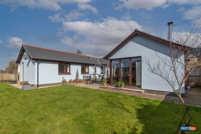 Thumbnail Detached bungalow for sale in Cwtch Cottage, St Florence, Tenby