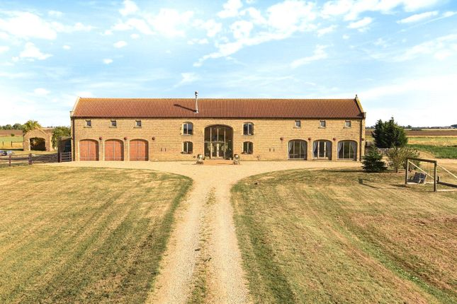 Thumbnail Detached house for sale in Ewerby Waithe, Ewerby