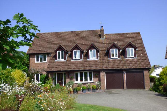 Detached house for sale in Grange Park, St. Arvans, Chepstow