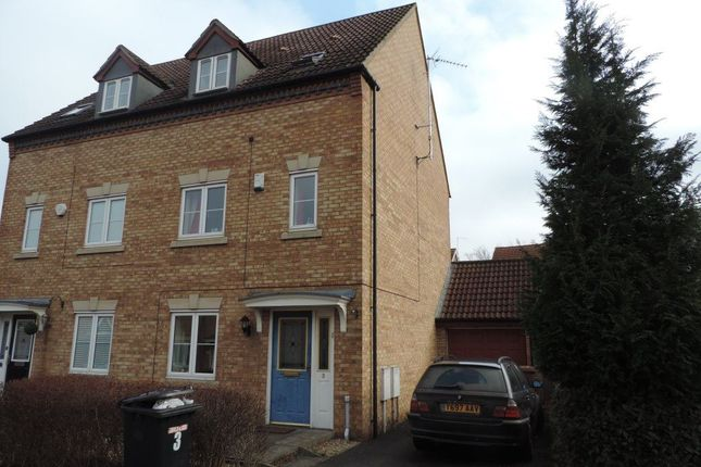 Thumbnail Room to rent in Rm 4, Commons Drive, Hampton, Peterborough
