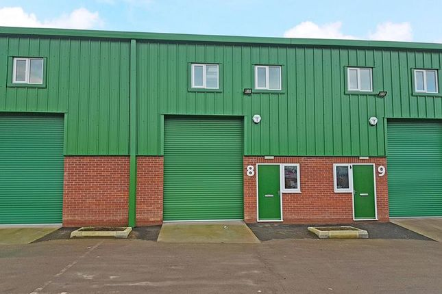 Thumbnail Light industrial to let in Fusion Business Park, Lidice Road, Goole