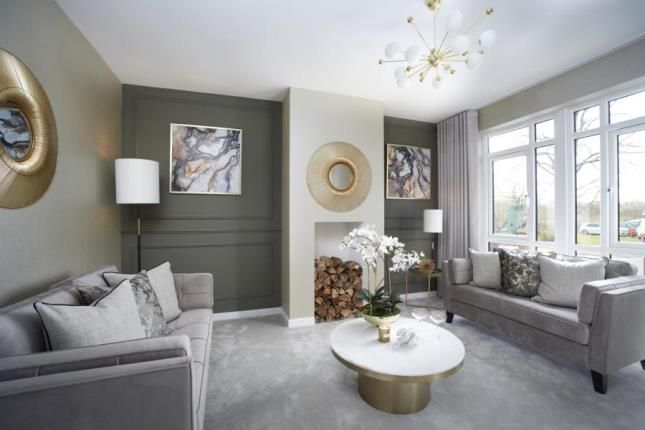 Thumbnail Detached house for sale in Fairways View, Kersall Road, Prestwich, Greater Manchester