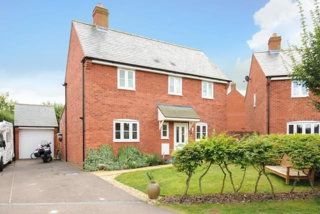 Thumbnail Detached house for sale in Kington, Herefordshire