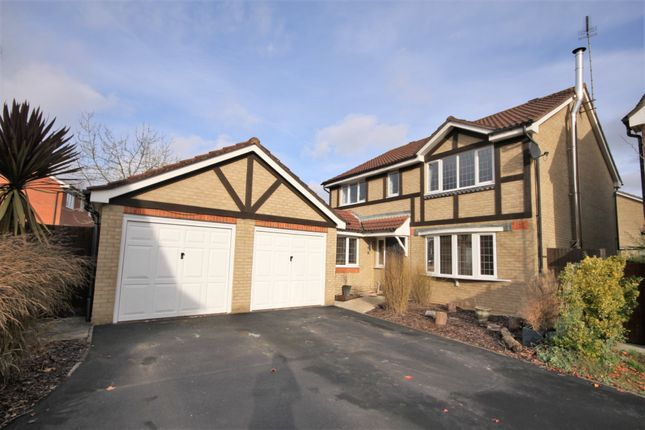 4 bed detached house for sale in Fyfield Close, Whiteley, Fareham PO15