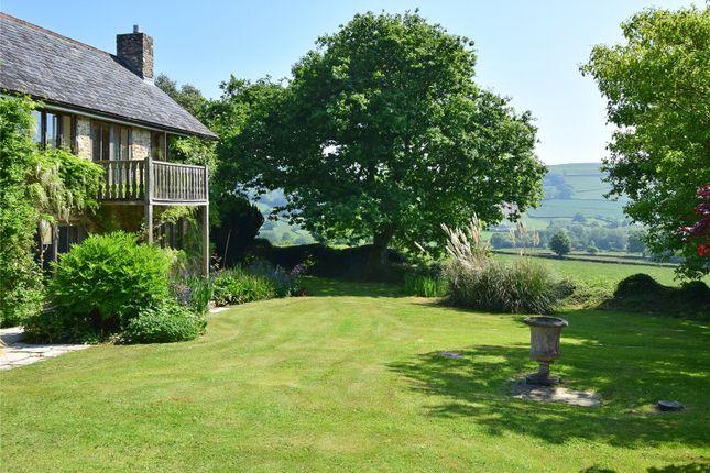 Thumbnail Land for sale in Dalwood, Axminster, Devon