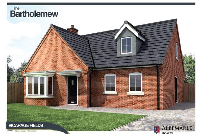 Thumbnail Detached house for sale in Walkeringham Lane, Beckingham