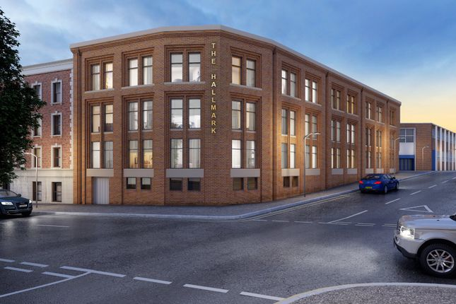 Thumbnail Flat for sale in Henrietta Street, Birmingham