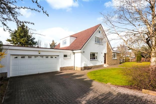 Thumbnail Detached house for sale in Egmont Park, East Kilbride, Glasgow
