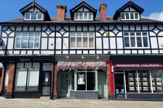 Thumbnail Restaurant/cafe for sale in Walton Road, Stockton Heath