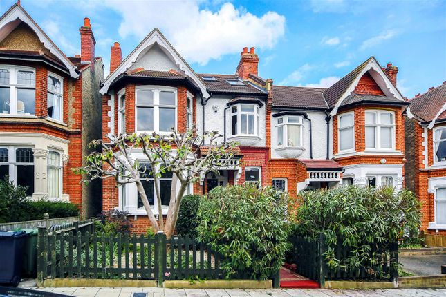 Thumbnail Terraced house for sale in Copley Park, London