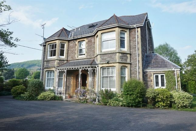 Thumbnail Maisonette for sale in 33 Avenue Road, Abergavenny, Monmouthshire
