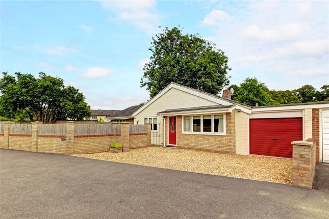 Thumbnail Detached bungalow for sale in The Dene, Hurstbourne Tarrant, Andover, Hampshire