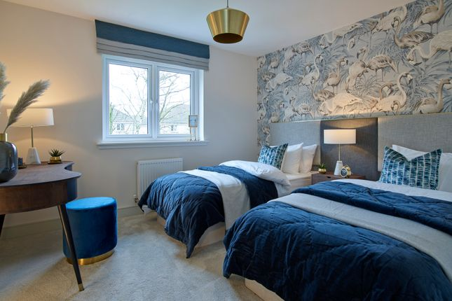 Thumbnail Detached house for sale in Church Place, Winchburgh