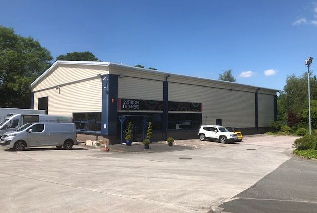 Thumbnail Industrial to let in Woodacre Court, Saltash Parkway