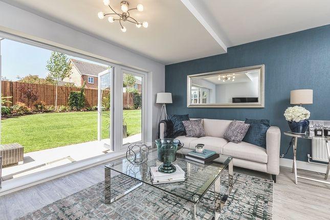 Thumbnail Semi-detached house for sale in De Burgh Gardens, Tadworth - Surrey