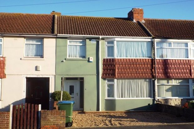Thumbnail Terraced house to rent in St. Michaels Grove, Fareham