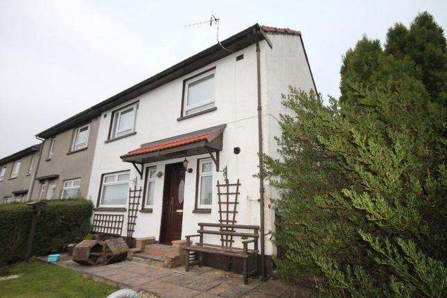 Thumbnail Semi-detached house to rent in Eriff Road, Dalmellington, Ayr