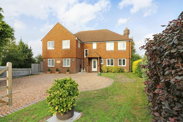 Thumbnail Detached house for sale in The Street, Finglesham, Deal