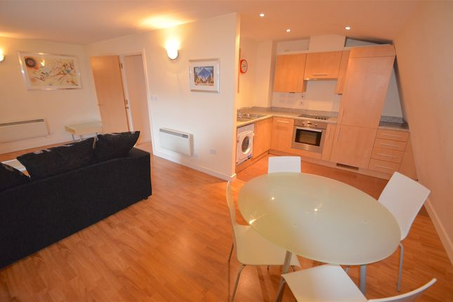 Thumbnail Flat to rent in Queens Road, Nottingham