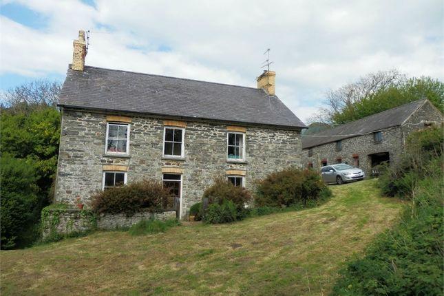 Thumbnail Farm for sale in Tresaith Road, Aberporth, Cardigan