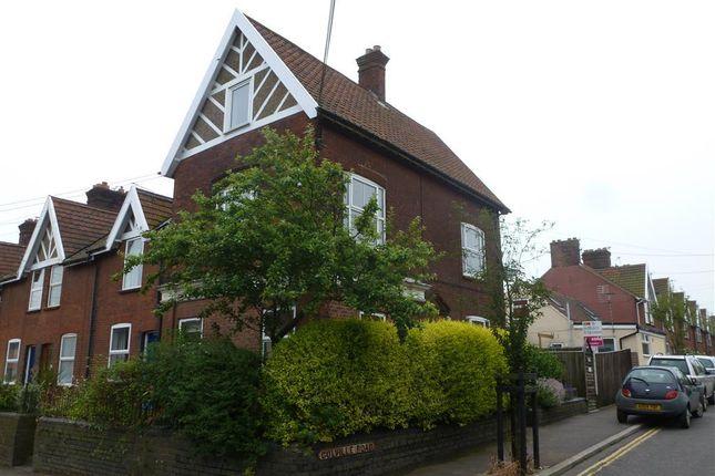 Thumbnail Maisonette to rent in Briston Road, Melton Constable
