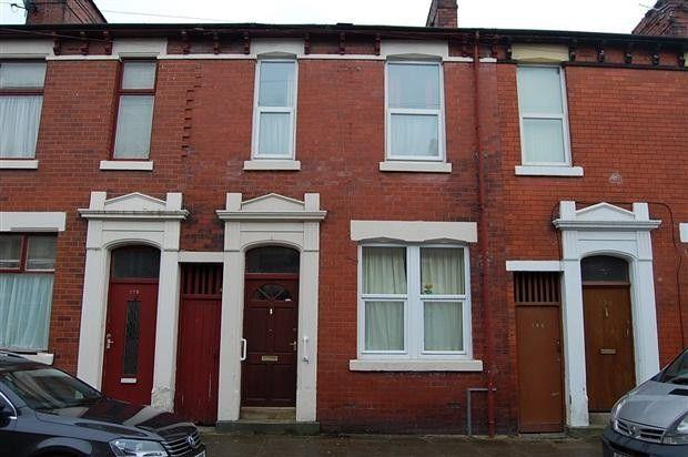 Thumbnail Terraced house to rent in Emmanuel Street, Preston