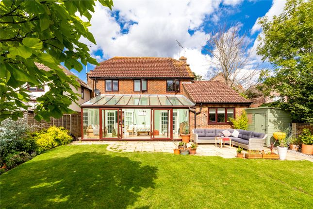 Thumbnail Detached house for sale in Carters Meadow, North Marston, Buckinghamshire