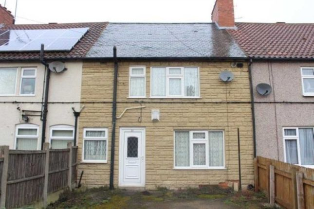 Thumbnail Terraced house to rent in Seventh Avenue, Forest Town, Mansfield