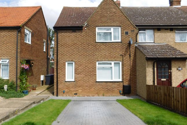 Thumbnail Terraced house for sale in Mullway, Letchworth Garden City