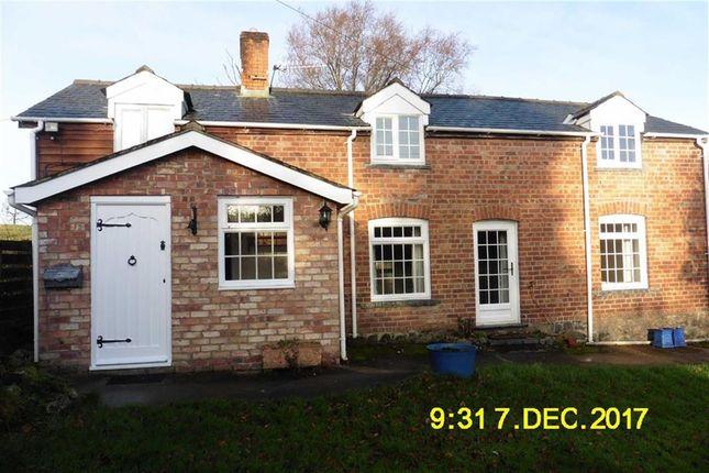 3 bed cottage to rent in Tyn-Y-Glyn, Llanfair Caereinion, Llanfair Caereinion, Powys