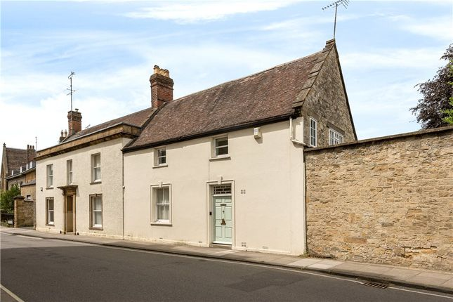 Thumbnail End terrace house for sale in Long Street, Sherborne