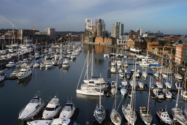 Thumbnail Flat to rent in Neptune Marina, 1 Coprolite Street, Ipswich Waterfront