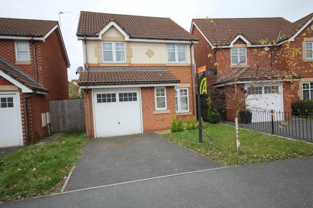 Thumbnail Detached house to rent in Spinners Drive, St. Helens