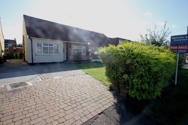Thumbnail Semi-detached bungalow for sale in Harrogate Road, Hockley