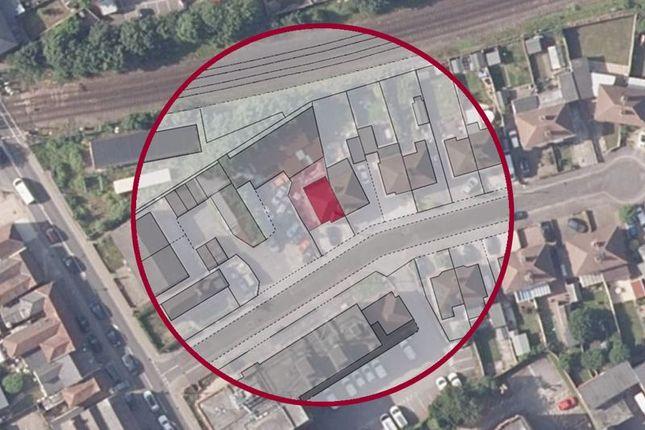 Aerial Map of Treeside Avenue, Totton, Southampton SO40