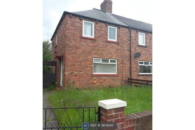Thumbnail Semi-detached house to rent in Falkland Avenue, Hebburn