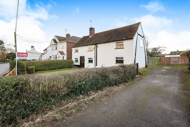 Thumbnail Cottage for sale in Long Street, Wheaton Aston, Stafford