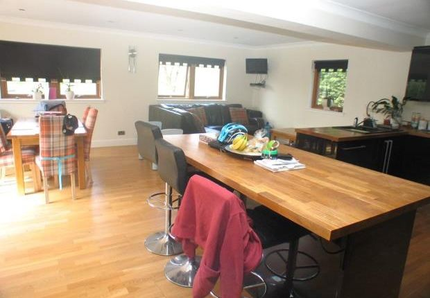 Dining Kitchen of Falahill Cottages, Heriot, Scottish Borders EH38