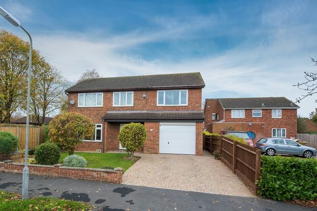 Thumbnail Detached house for sale in Tweed Drive, Bletchley, Milton Keynes