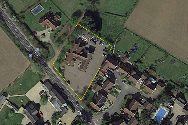Thumbnail Land for sale in Chelmsford Road, Dunmow