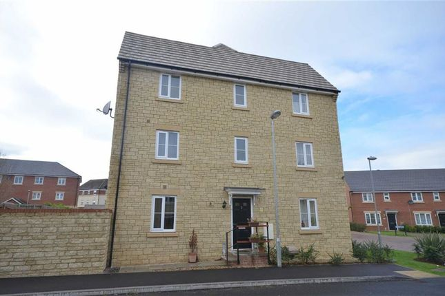 Thumbnail Town house for sale in Beverstone Road, Copeland Park, Tuffley, Glouceste