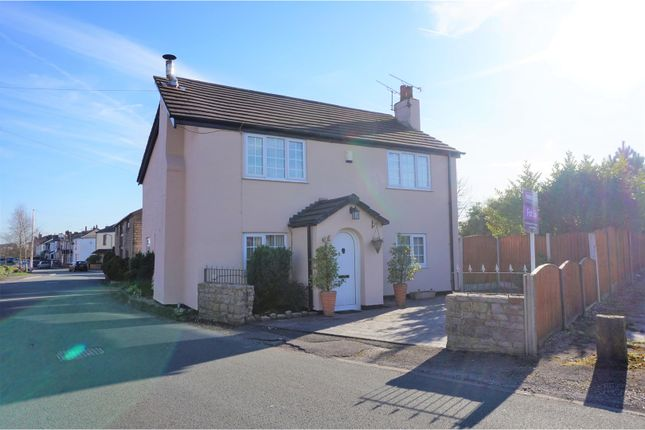 Thumbnail Detached house for sale in White Moss Road, Skelmersdale