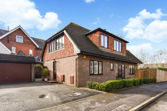 Thumbnail Detached house for sale in Silvertrees, Emsworth