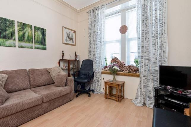 Lounge of Gateside Street, Largs, North Ayrshire, Scotland KA30