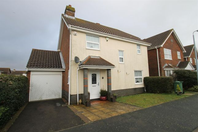 Thumbnail Detached house for sale in Reynolds Drive, Bexhill-On-Sea