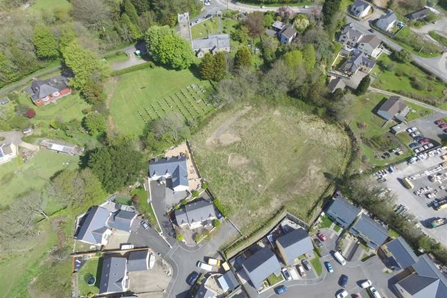Land for sale in Church Close, Plot 15, New Road, Kilgetty, Dyfed SA68